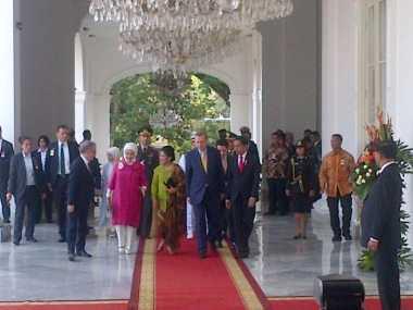 Jokowi Ingin Aparat Keamanan Indonesia Siaga di Turki