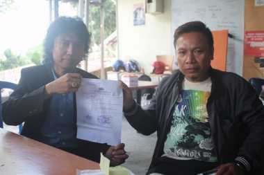 Perwira Polisi & Bandar Narkoba Kompak Pukuli Wartawan
