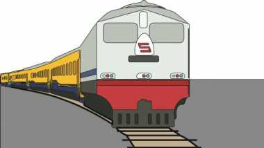 Minat Warga Sumbar Naik Kereta Rendah