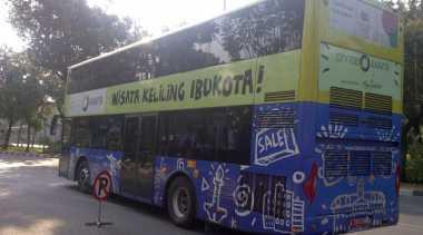Mengintip Fasilitas di Dalam Bus City Tour
