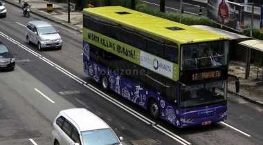 Inilah Jam Operasional Bus City Tour