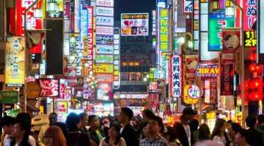 Shinjuku, Kota Belanja di Jepang