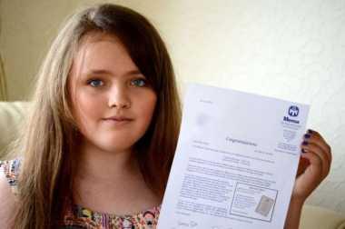 Gadis 12 Tahun Miliki IQ Lebih Tinggi dari Einstein