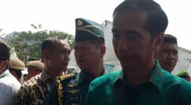 Arti Keluarga bagi Presiden Jokowi