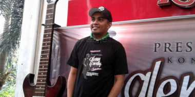 Glenn Fredly Merasa Terhormat Jadi Music Director