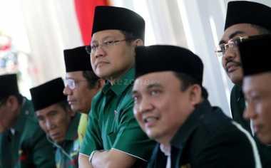 Sebelum ke Muktamar NU, Cak Imin Temui Jokowi