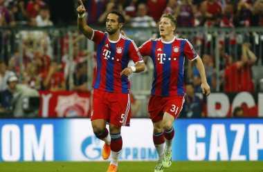 Bek Bayern Tersanjung Diminati Juve