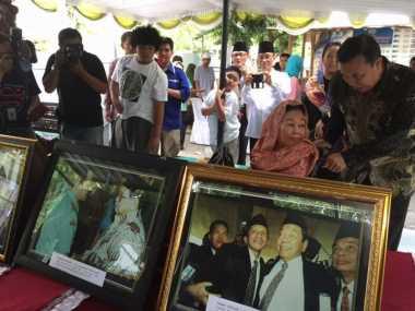 Foto Gus Dur yang Paling Berkesan Bagi Sinta Nuriyah