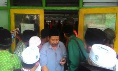 Ketua Pelaksana Muktamar Ditolak Masuk Area Pendaftaran Peserta
