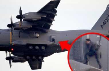Demi Mission Impossible, Tom Cruise Lakukan Adegan Paling Berbahaya