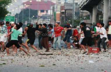 Tangkap Bandar Sabu, Empat Polisi Nyaris Dihakimi Massa