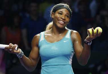 Serena Williams Dihantui Cedera Jelang US Open