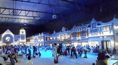 Theme Park Salju Pertama di Thailand