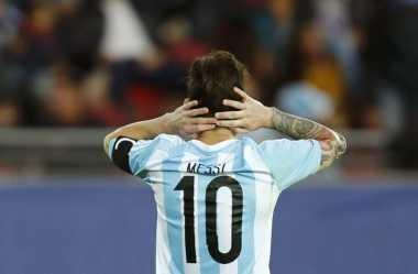 Seorang Monster, Messi Akan Muak dengan Argentina