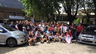 Pengguna Yaris Adakan Jambore Nasional di Padang