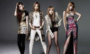 CL 2NE1 Buat Dua Video Klip Solo di AS