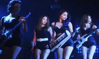 Berubah Jadi Band, Wonder Girls Takut