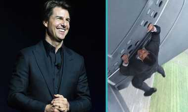 "Misi Mustahil Ethan Hunt di ""Mission: Impossible - Rogue Nation"""