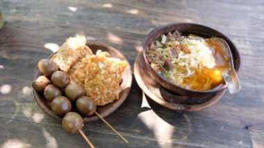 Kuliner Unik Yogyakarta, Soto Bathok Mbah Katrok