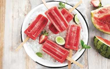 Resep Popsicle Watermelon Segar
