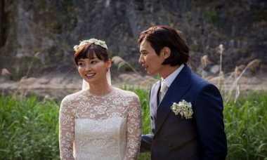 Lee Na Young-Won Bin Menanti Anak Pertama