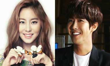 Uee Senang Digosipkan dengan Kwanghee