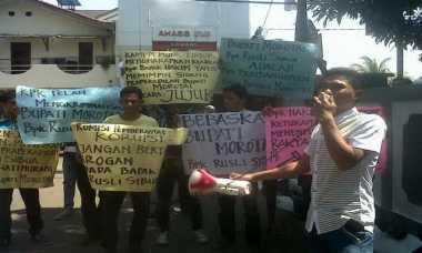 Persaudaraan Muda Indonesia Timur Beri Dukungan Bupati Morotai
