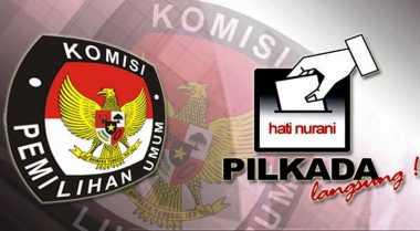 KPU: Lima Daerah Absen di Pilkada Serentak