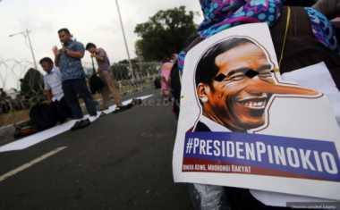Hidupnya Pasal Penghinaan Presiden Reinkarnasi Rezim Otoriter