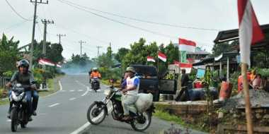 Sambut HUT ke-70 RI, Warga Aceh Diimbau Kibarkan Merah Putih