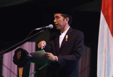 Hormat Jokowi untuk Muhammadiyah
