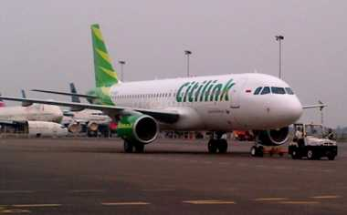 14 Teknisi Garuda Indonesia, Cek Kondisi Pesawat Citilink