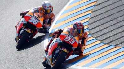 Pekerjaan Berat Duo Honda