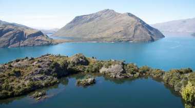 Pulau di Selandia Baru Fantastis