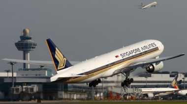Singapore Airlines Siap Beratraksi di Ultah Singapura