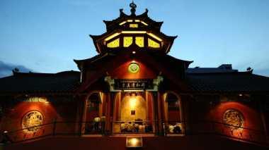 Kilas Sejarah Masjid Cheng Ho Surabaya