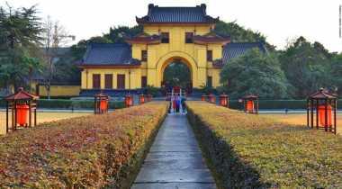 Menembus Gerbang Chengyun Palace