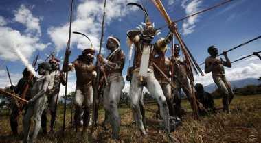 Festival Lembah Baliem Simbolkan Histori Budaya Papua