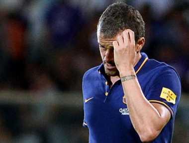 Rentetan Hasil Minor Barcelona Khawatirkan Enrique
