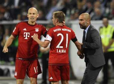 Dua Perasaan Berbeda yang Dialami Robben