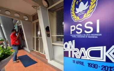 Koordinasi PSSI Terkait ISL 2015-2016