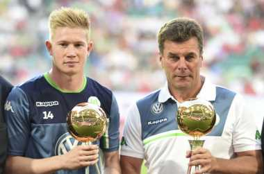 City dan PSG Kubur Impian Meminang Bintang Wolfsburg
