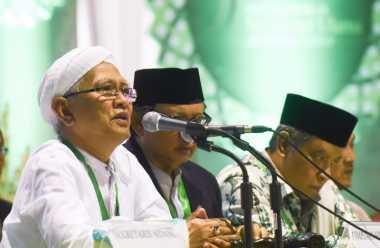 Pemilihan Rais Aam Diputuskan oleh Rais Syuriah PWNU