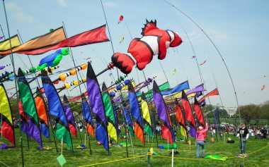 Rayakan Kemerdekaan, Baywalk Mall Suguhkan Colorful Indonesia