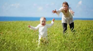 Waktu Tepat Melepas Anak Jadi Mandiri