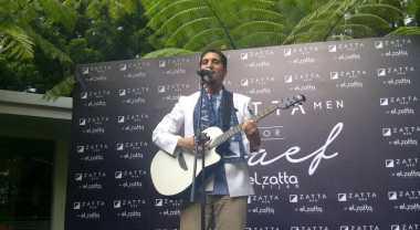 Alasan 'Penerus Maher Zein' Berkarier di Indonesia