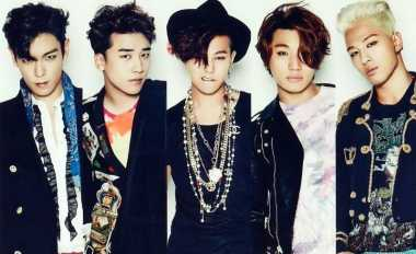 Big Bang Rilis Lagu Baru Tengah Malam Ini