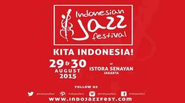 Sempat Vakum, Indonesian Jazz Festival Hadir Lagi