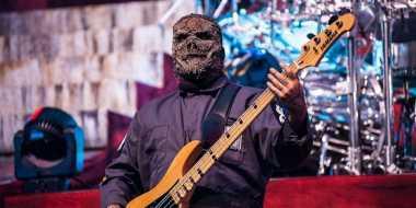 Dehidrasi Parah, Bassist Slipknot Mulai Membaik