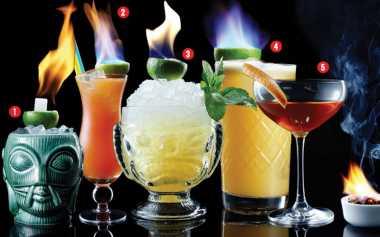 Lima Teknik Membuat Cocktail